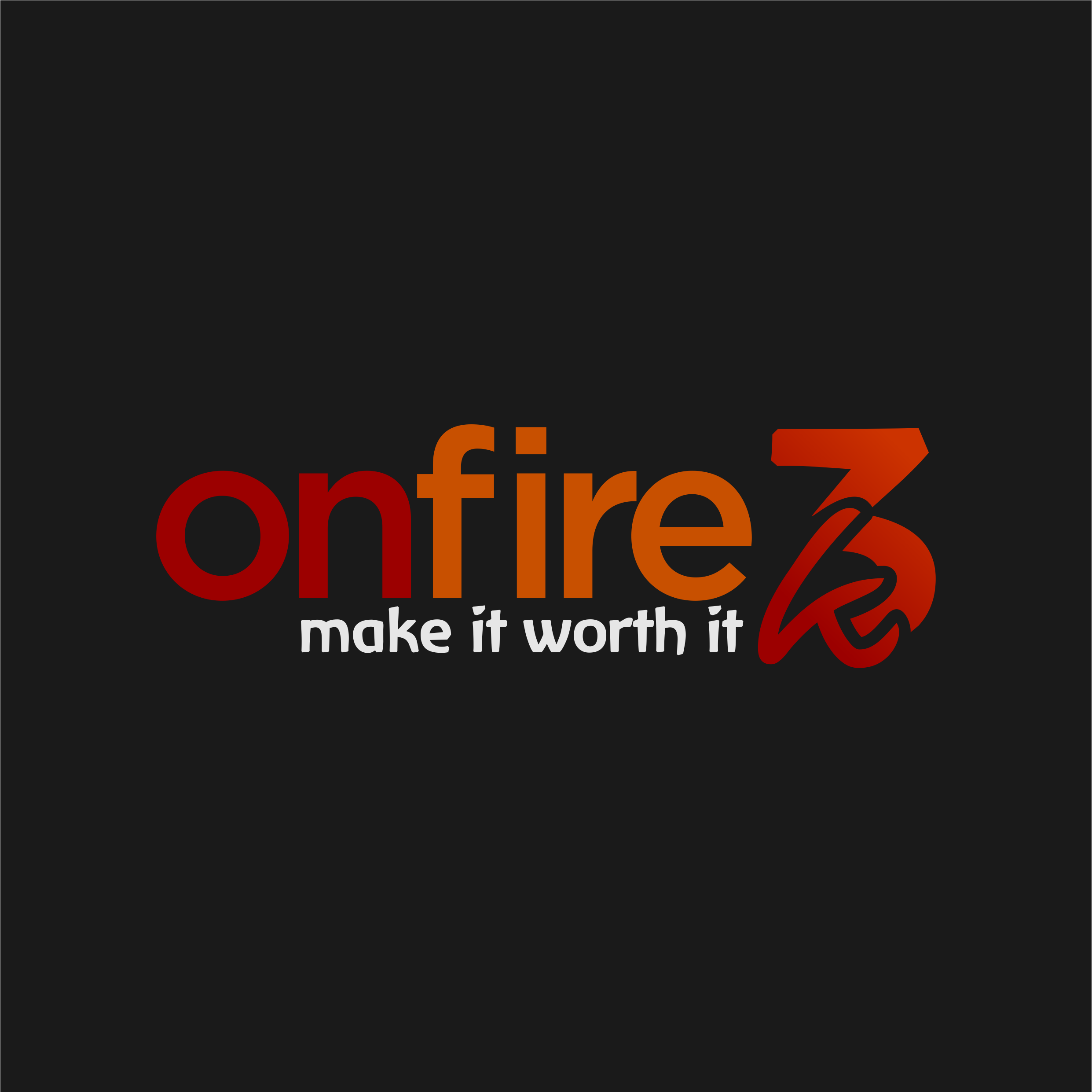 On Fire 3K misteradli kontes desain